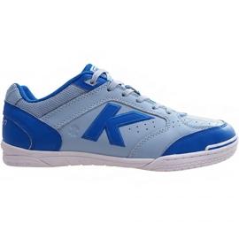 Încălțăminte de interior Kelme Precision Elite 2.0 Interior 55871 9421 albastru albastru