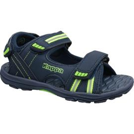 Sandale Kappa Symi K 260685K-6730 bleumarin