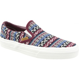 Vans Classic Slip-On W VN0A33TBLW4 multicolor