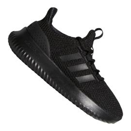 Pantofi Adidas Cloudfoam Ultimate Jr DB2757 negru