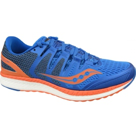 Pantofi de alergare Saucony Liberty Iso M S20410-36 albastru