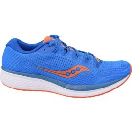 Saucony Jazz 21 M S20492-36 pantofi de alergare albastru