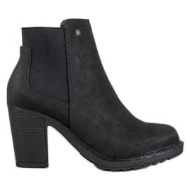 Goodin Pantofi cu toc înalt negru