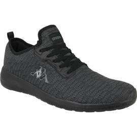 Pantofi Kappa Gizeh Oc M 242603-1111 negru