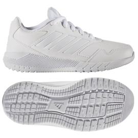 Pantofi Adidas Alta Run K BA9428 alb
