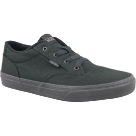 Pantofi Vans Winston Jr VN000VO4186 negru