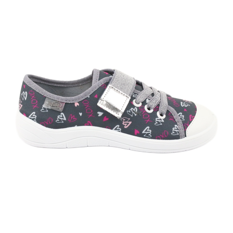 Încălțăminte pentru copii Befado 251X138 roz gri multicolor