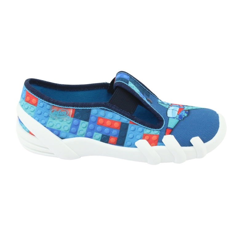 Încălțăminte pentru copii Befado 290X194 albastru multicolor