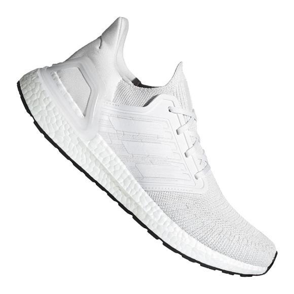 Pantofi Adidas UltraBoost 20 M EF1042 alb