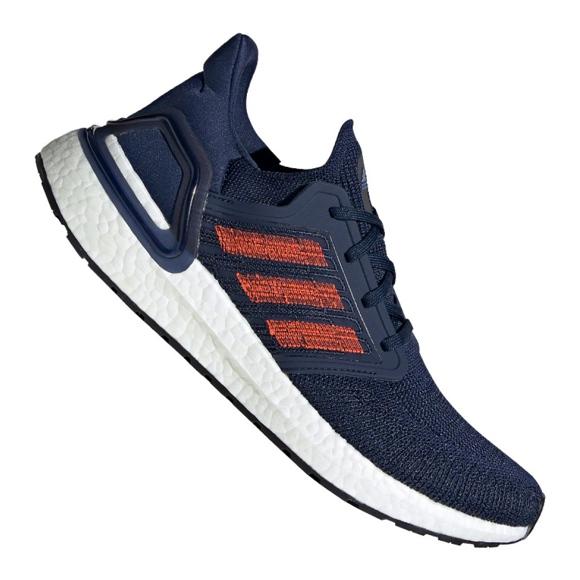 Pantofi Adidas UltraBoost 20 M EG0693 bleumarin