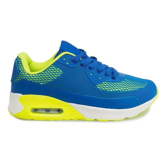 DN3-8 Pantofi de alergare sport Royal albastru