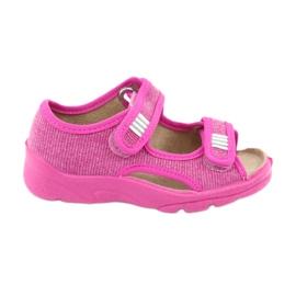 Încălțăminte pentru copii Befado 113X009 roz