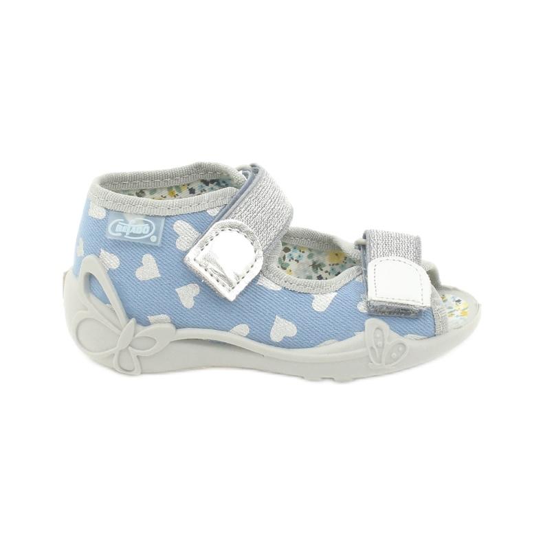 Încălțăminte pentru copii Befado 242P101 albastru gri