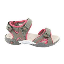 American Club RL26 / 20 sandale gri / piersic