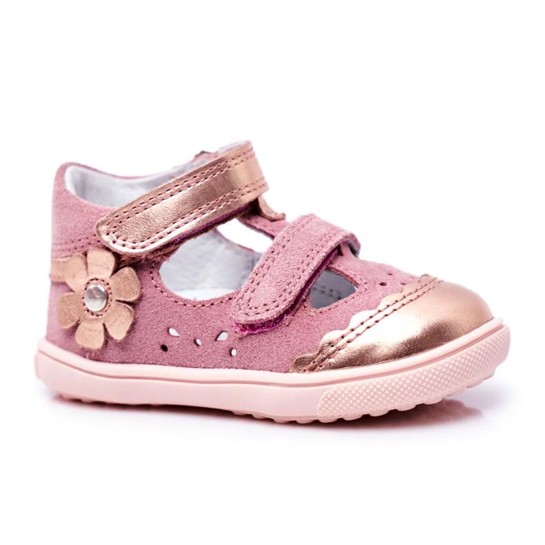 Bartek S.A. Sandale pentru copii pentru fete Profilactic Bartek T-81798-7 / 91P roz