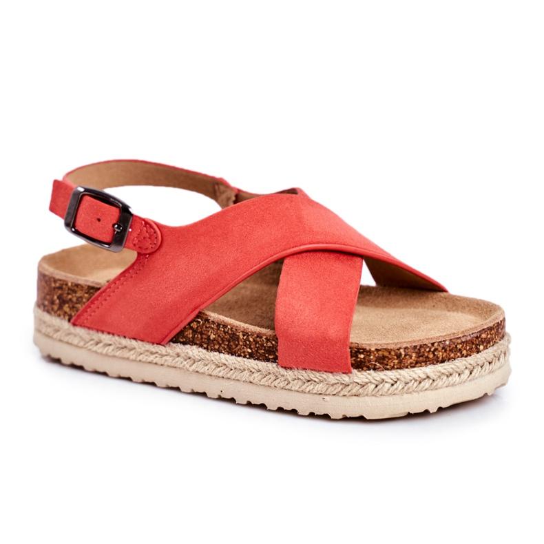 Sandale copii Big Star Koral FF374171 roz
