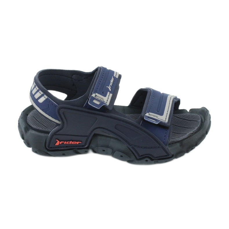 Sandale băieți 82817 Rider TENDER XI KIDS albastru marin albastru gri