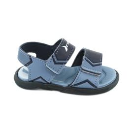 Sandale pentru copii RIDER Comfort BABY 82746 albastru marin albastru