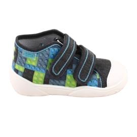 Pantofi pentru copii Befado portocaliu 212P063