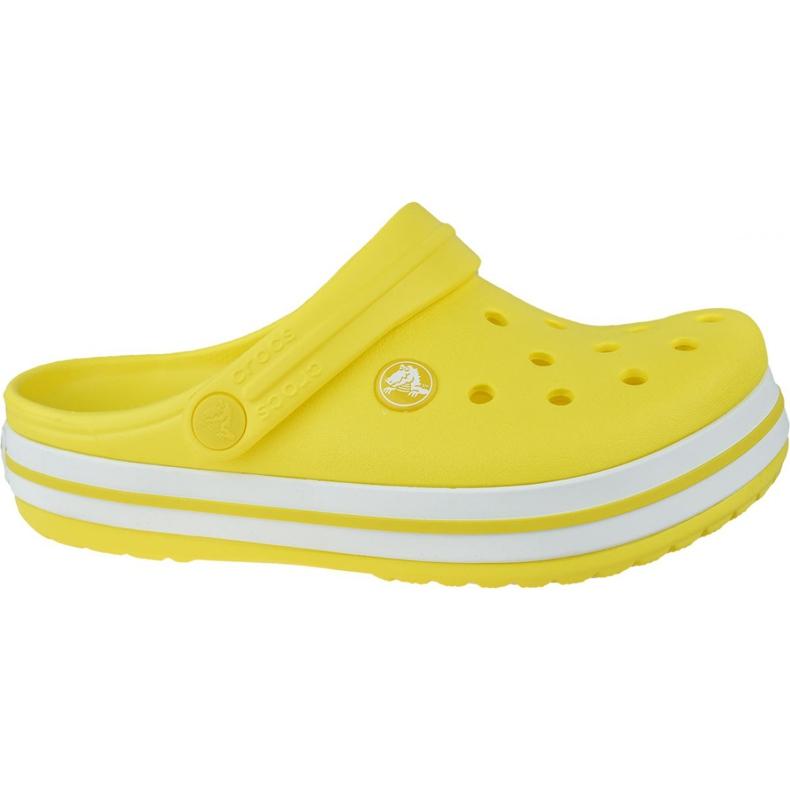 Crocs Crocband Clog K Jr 204537-7C1 negru