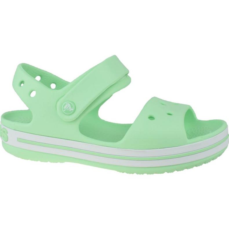 Crocs Crocband Jr 12856-3TI verde