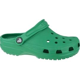 Crocs Crocband Clog K Jr 204536-3TJ verde