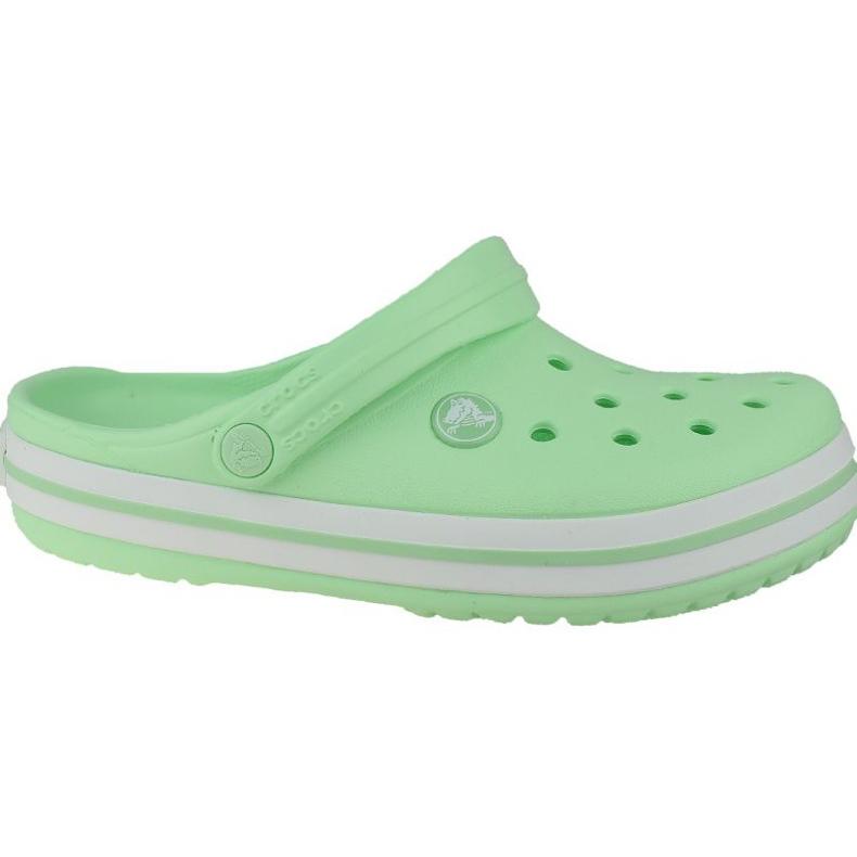 Crocs Crocband Clog K Jr 204537-3TI verde