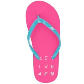 4F Jr HJL20-JKLD001 55S papuci roz gri