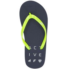 4F Jr HJL20-JKLD001 31S papuci galben