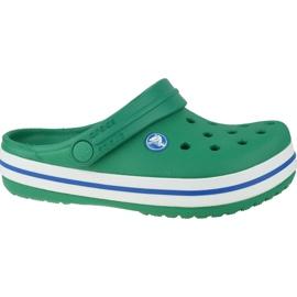 Crocs Crocband Clog K Jr 204537-3TV gri verde