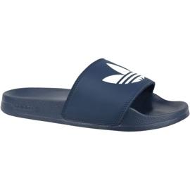 Adidas Adilette Lite Slides J FU9178 negru albastru marin