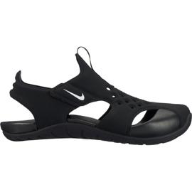 Sandale Nike Sunray Protect Jr 2 943826 001 negru