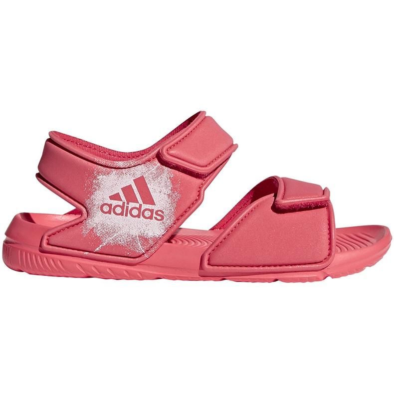 Sandale Adidas Alta Swim C BA7849 roz