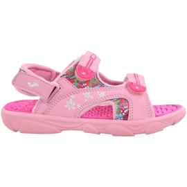 Sandale pentru fată Joma Ocean 713 roz