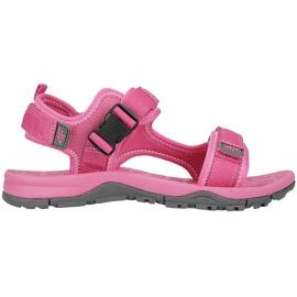 Sandale fete 4F fuchsia HJL20 JSAD002 55S roz
