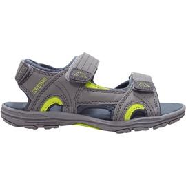 Kappa Early Ii K încălțăminte Sandale pentru copii gri-lime 260373K 1633