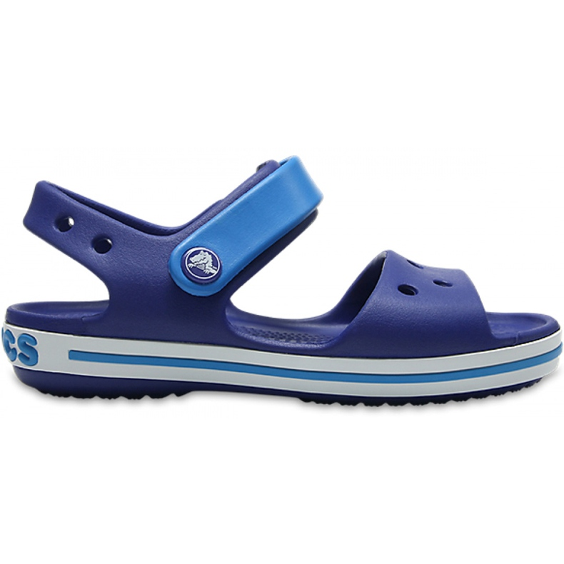 Sandale Crocs pentru copii Crocband Sandal Kids albastru 12856 4BX