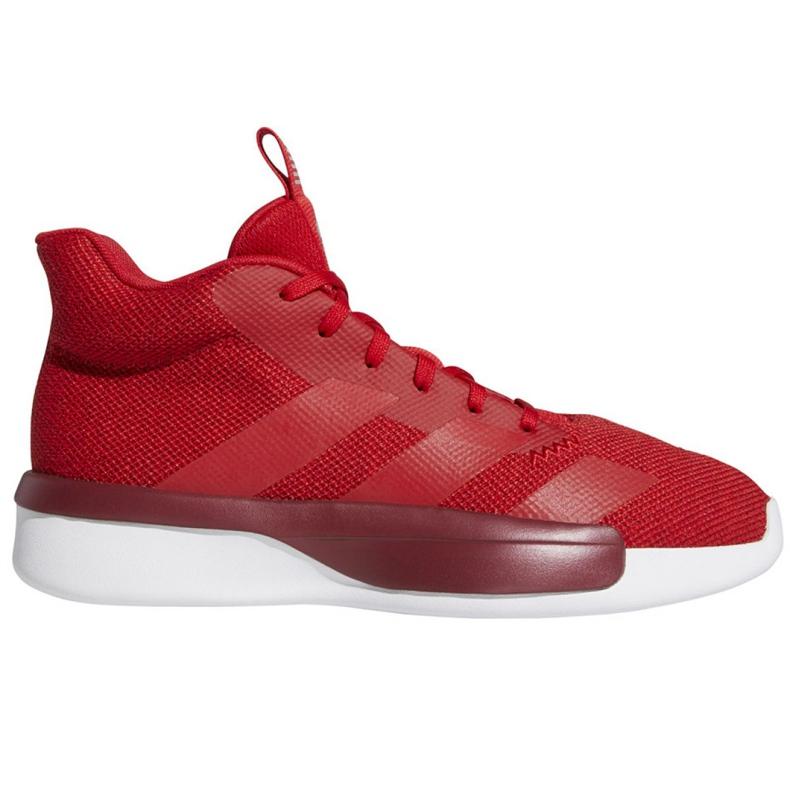 Pantof de baschet Adidas Pro Next 2019 M EH1967 roșu roșu