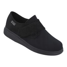 Befado pantofi pentru bărbați pu 131M003 negru 1