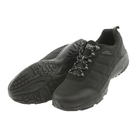 DK 18378 pantofi de sport softshell negru 4