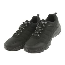 DK 18378 pantofi de sport softshell negru 3