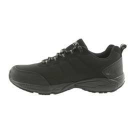 DK 18378 pantofi de sport softshell negru 2