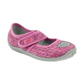 Pantofi de copii Befado 945X325 roz 2