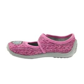 Pantofi de copii Befado 945X325 roz 3