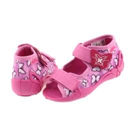 Befado sandale pantofi pentru copii 242P091 5