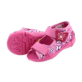 Befado sandale pantofi pentru copii 242P091 4
