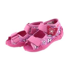 Befado sandale pantofi pentru copii 242P091 3