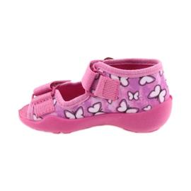 Befado sandale pantofi pentru copii 242P091 2