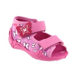 Befado sandale pantofi pentru copii 242P091 1
