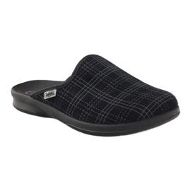 Pantofi bărbați Befado pu 548M003 negru 2